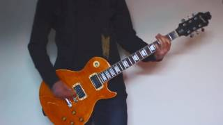 Guns N Roses Rocket Queen Guitar Cover