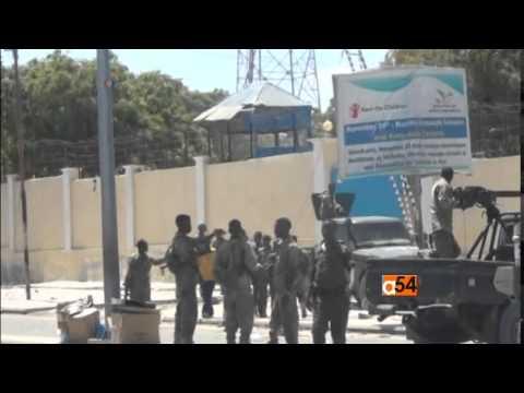 Somalia Al-Shabab Attacks