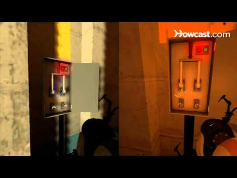 Portal 2 Co-op Walkthrough / Course 1 - Part 6 - Room 06/06