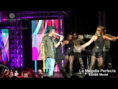 La Melodía Perfecta en el Sambil model 2016