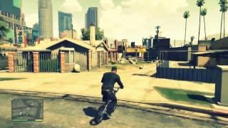 GTA 5 - Grove Steet Gameplay