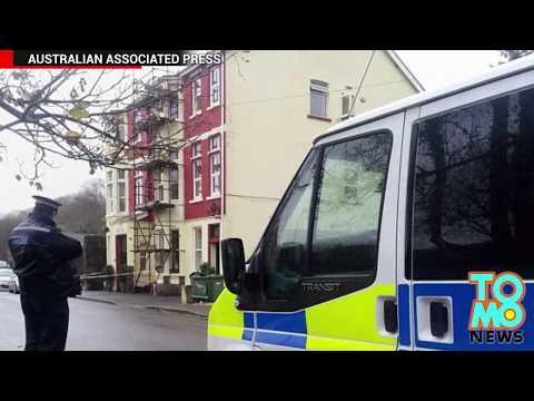 Kanibal O Drug Addict? Lalake, Kinain Ang Mukha Ng Isang Babae Sa Wales! video