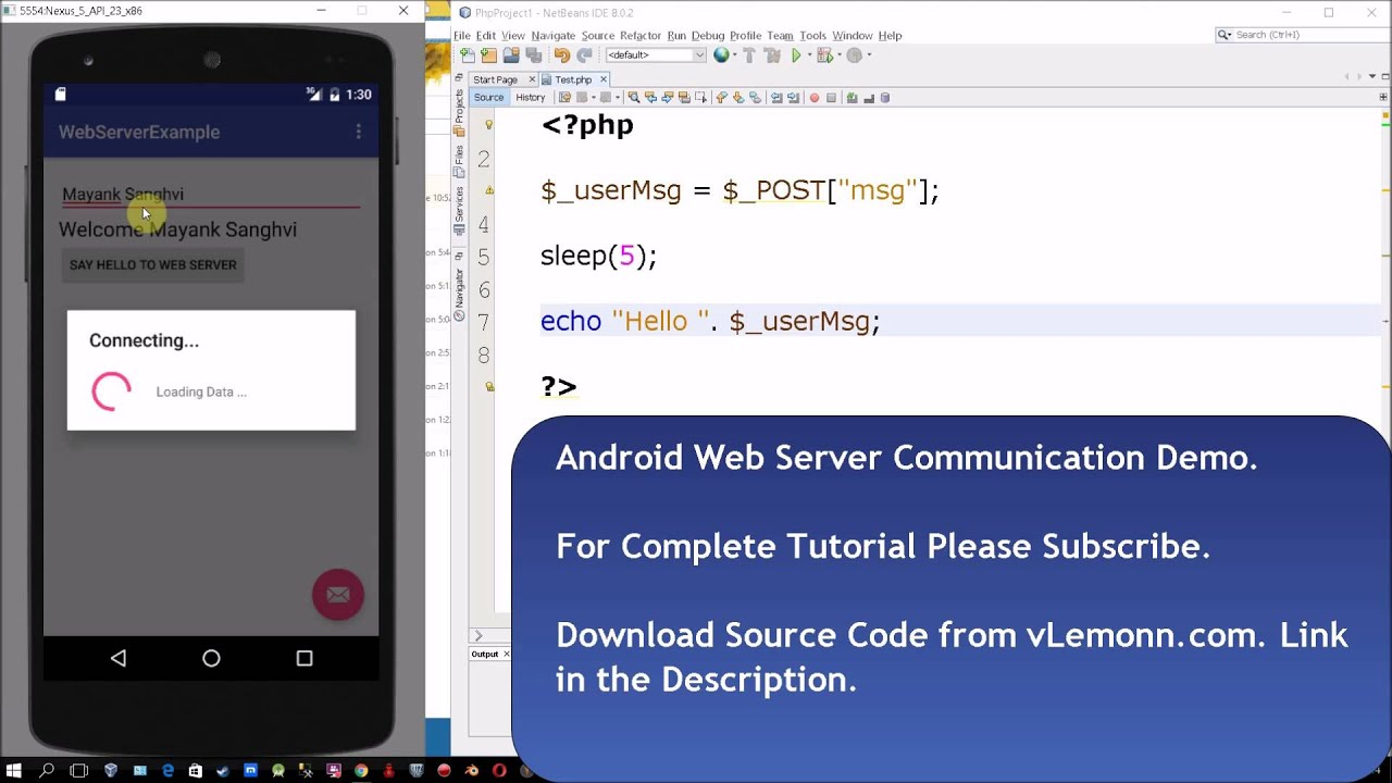 Android take photo and upload to server