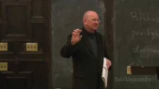 Video: New Testament: Early Christian Institutions - Dale Martin 22/23