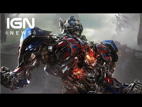 Turkish Company Builds Real-World Transformers - IGN News