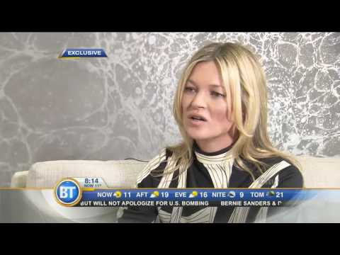 Entertainment City: Exclusive interview with Kate Moss and 69th Cannes Film Festival kicks off