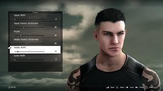 [FINAL FANTASY XV: Comrades] - Handsome MALE Character Customization 1 (FULL)