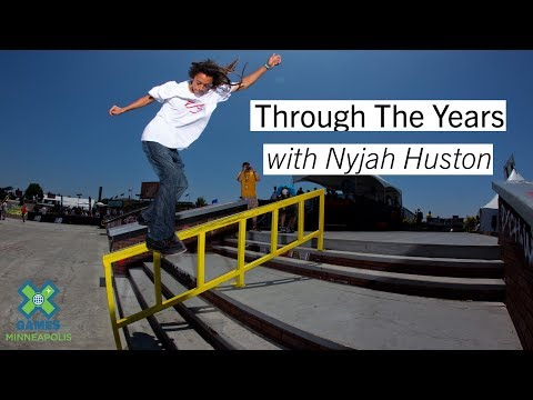 Nyjah Huston X Games Retrospective | X Games Minneapolis 2019