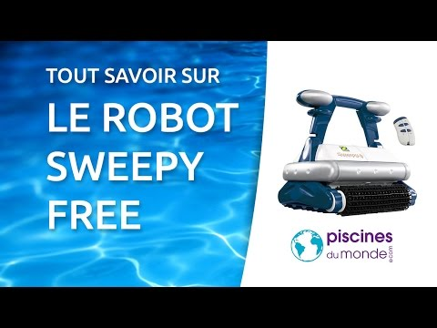 Robot piscine sweepy free zodiac pool care youtube for Robot piscine sweepy free zodiac