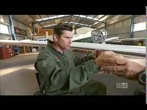 Shane Crawford and the fighter jet - The Footy Show 2013