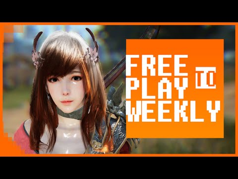 Free To Play Weekly: Black Desert Switches Payment Models?! Ep 192