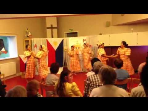 Itik Itik Folk Dance By The Filippinsk Kulturförening video