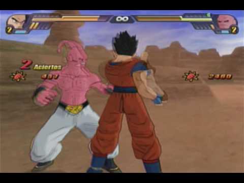 Dragon Ball Z Budokai Tenkaichi 3 Version Latino Gohan Definitivo vs