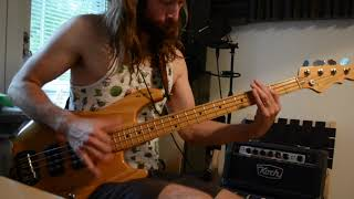 Davie504 Hardest Bass Riff EVER (cover)