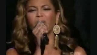 Beyoncé - Halo! На вручении NAACP Image Awards! 2009 Live