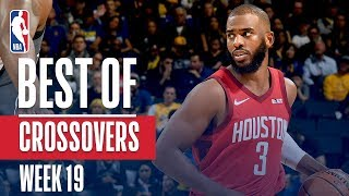 NBA's Best Crossovers | Week 19