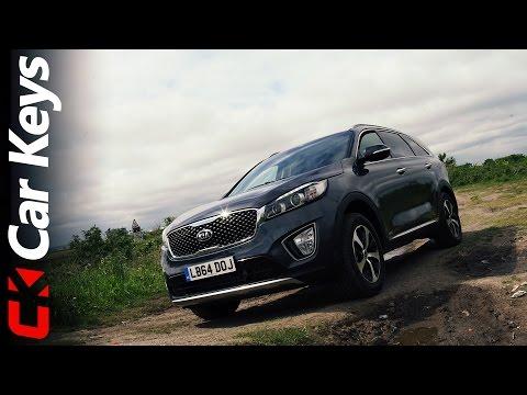 Kia Sorento 2015 review - Car Keys