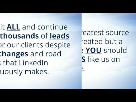 Professional Linkedin Lead Generation