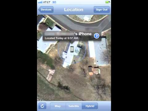 How to find a lost or stolen iPhone