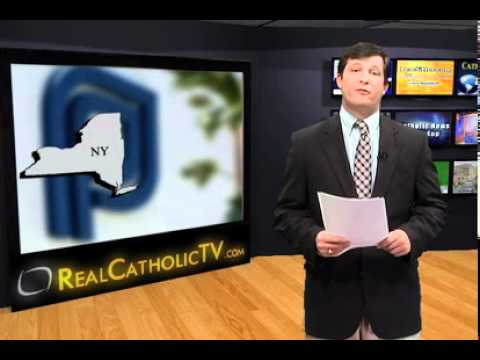 Catholic News Roundup 06-11. Today's stories - - Homosexual Marriage On Hold ...