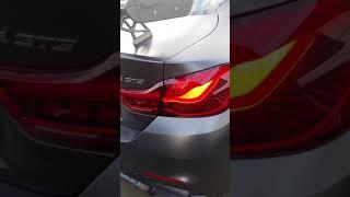 BMW M4 GTS Exhaust Cold Start