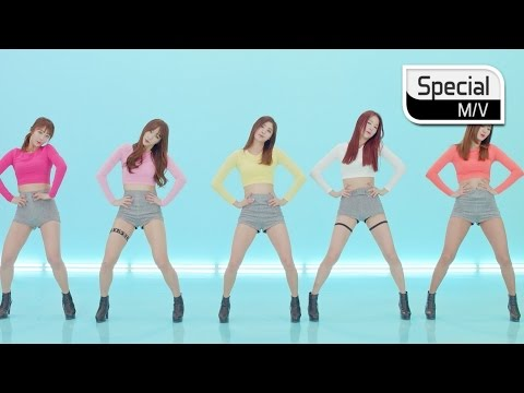 download lagu EXID 위아래UP&DOWN 심쿵버전 Spec gratis