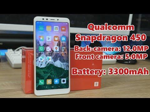 Распаковка лучшего бюджетного смартфона 2018 - Xiaomi Redmi 5!