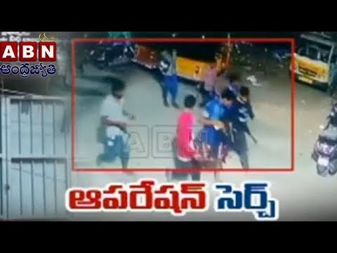 Dramatic Midnight Escape From Juvenile Home In Saidabad Near Hyderabad | ABN Telugu