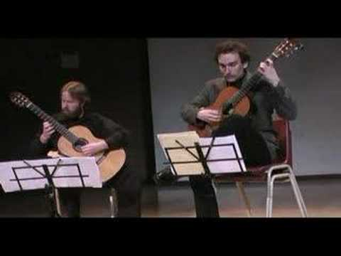 Classical Guitar Recital Part 7