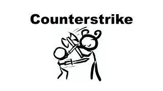 Counterstrike - GM Screen - Shadowrun 5th Edition