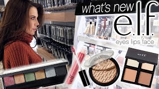 ELF HOLIDAY MAKEUP TESTED
