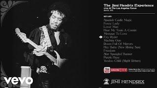 Watch Jimi Hendrix Ezy Ryder video