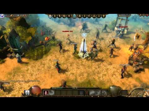Drakensang Online Preview (Greek Commentary)
