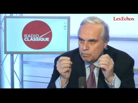 Jean-Marie Burguburu, invité de l'économie