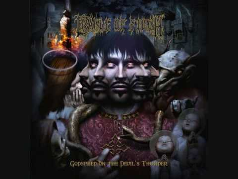 Cradle Of Filth - Shat Out Of Hell