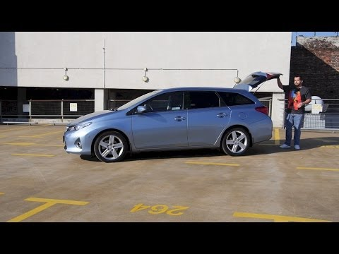 (PL) Toyota Auris Touring Sports - test i jazda próbna