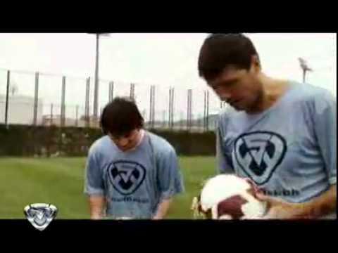 Gran duelo Messi vs Marcelo Tinelli :D