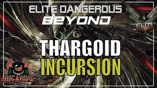 Elite: Dangerous New Thargoid Incursion State  beyond chapter 4