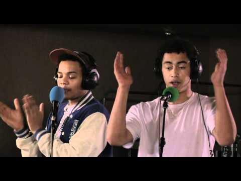 Rizzle Kicks - Mama Do The Hump (BBC Radio 1 Live Lounge)