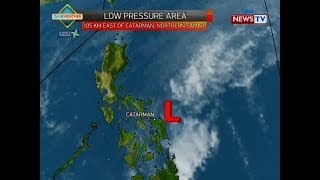 QRT Weather update as of 557 p.m. January 22, 2019
