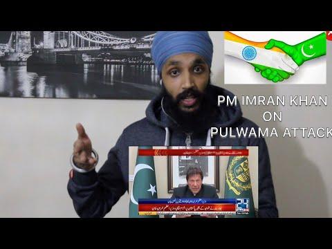 PM Imran Khan On Pulwama Attack | Indian Reaction thumbnail