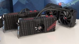 ASUS Ares II, de snelste videokaart aller tijden - Hardware.Info TV (Dutch)