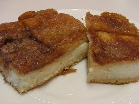 Betty's Sopapilla Cheesecake --  Recipe (and Gifts) from Monica from Arkansas