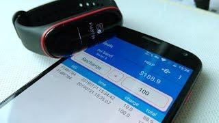 MTools Clone Mifare 1K Card to Mi Band 3 NFC Version ACR1222U PN532