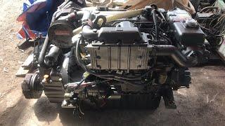 0903070753 - Keishin Machinery động cơ thuỷ Yanmar 4LM 80ps/3000rpm hàng đẹp chuẩn Japan