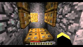 Minecraft beta 1.7 stuff with pistons episode 4: elevator