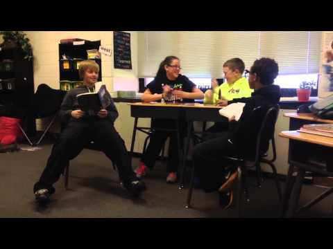 2013 Vocabulary Project- Unit 7- Prairie Creek