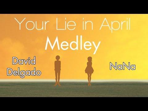 Your Lie In April Medley (Cover En Español)【Laharl & Na Na】