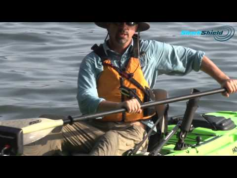 Basic Paddling Tips for Kayak Anglers
