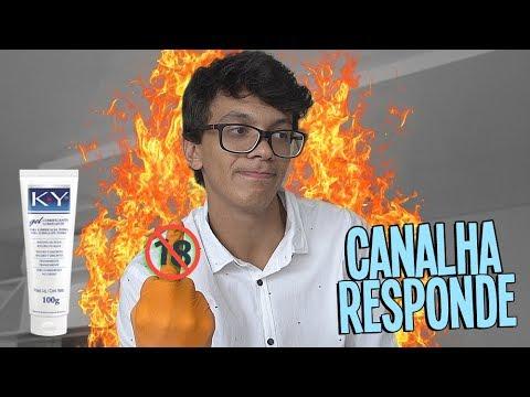 EXAME DE PRÓSTATA! #CANALHARESPONDE 27 Vídeos de zueiras e brincadeiras: zuera, video clips, brincadeiras, pegadinhas, lançamentos, vídeos, sustos